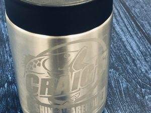 Craig's Stainless Can Cooler